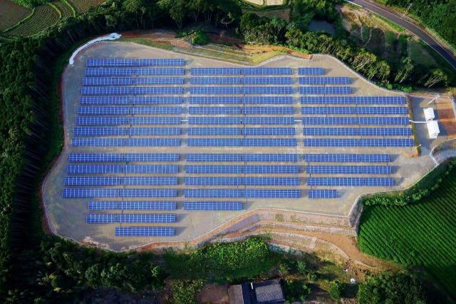 MNP伊万里太陽光発電所(1MW)