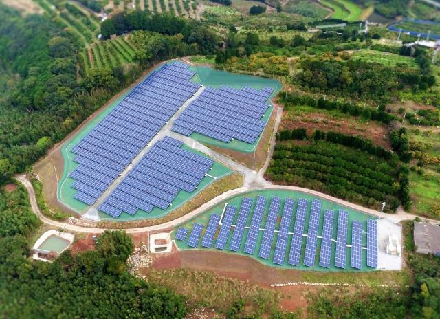 MNP多良見太陽光発電所(1MW)
