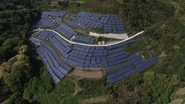 MNP大村太陽光発電所(2MW)